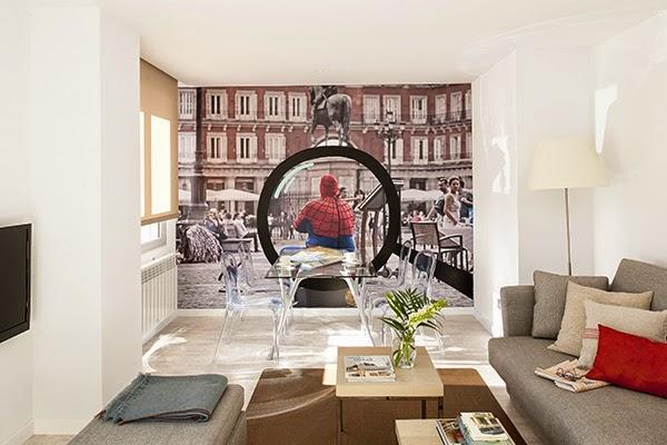 23 apartamentos de alquiler en madrid dise ados por un - Estudios de interiorismo madrid ...