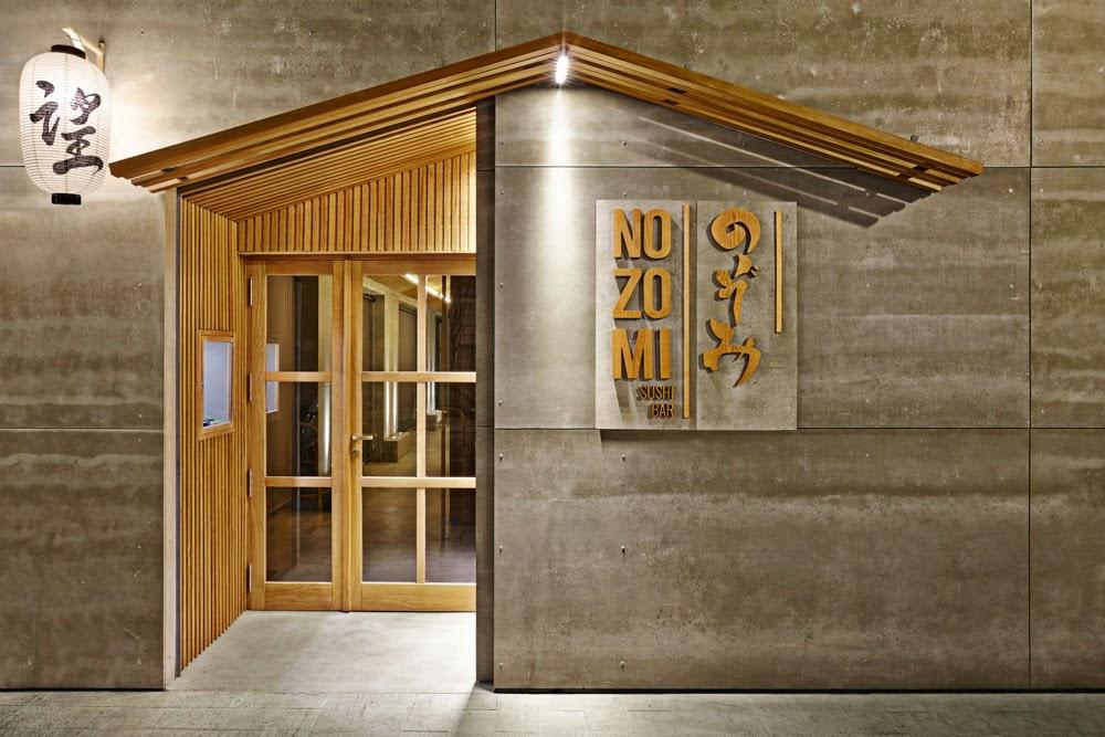 Sushi Bar, Nozomi, diseño interior en Valencia de la mano de ...
