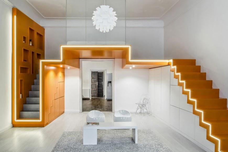 Bonito Estudio Diseño De Interiores Patrón - Ideas de Decoración de ...